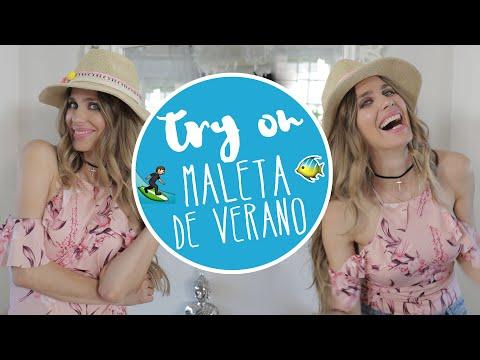 Try On Haul Maleta de verano - Vanesa Romero TV
