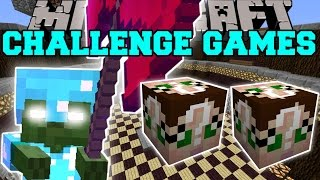 Minecraft: BABY BOB CHALLENGE GAMES - Lucky Block Mod - Modded Mini-Game