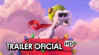 CARLITOS Y SNOOPY: LA PELÍCULA DE PEANUTS Trailer Oficial #1 España (2015) HD