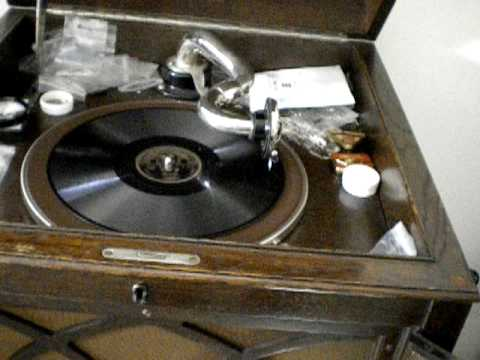 Kung Chiu Hsia 龔秋霞 - 夢中人 78rpm - Gramophone Sound