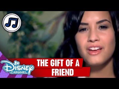 Demi Lovato - The Gift Of A Friend