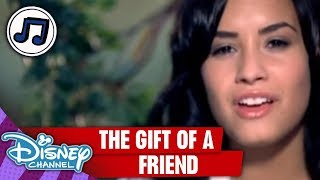 Клип Demi Lovato - The Gift Of A Friend