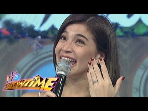 It's Showtime: Anne Curtis is now engaged!