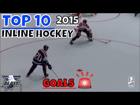TOP 10 ROLLER HOCKEY GOALS From 2015 IIHF InLine Hockey World Championship