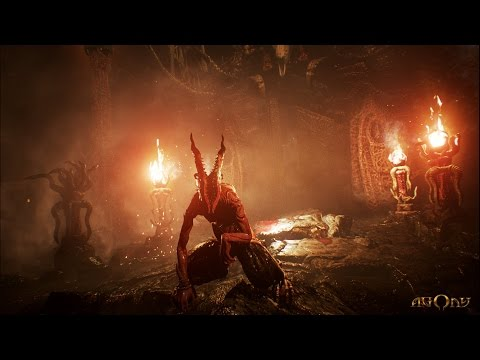 Игра Agony - Survival Horror | Трейлер