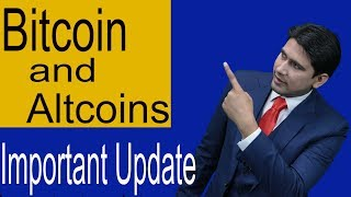 Bitcoin and Altcoin Important Update in hindi