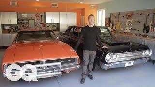 Musician Kenny Wayne Shepherd 39 S Garage Gq 39 S Car Collectors Los Angeles