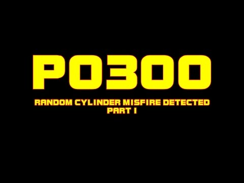 ⭐ 2004 Buick -  P0300 - Random Cylinder Misfire Detected - PART 1
