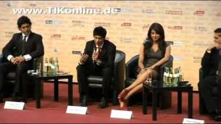 Shah Rukh Khan in Don 2 press conference