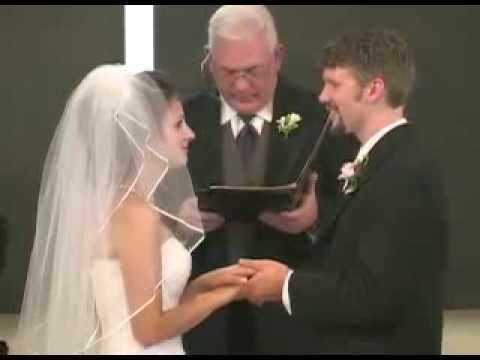 Wedding Ceremony - My Waffle Wedded Wife.flv Video