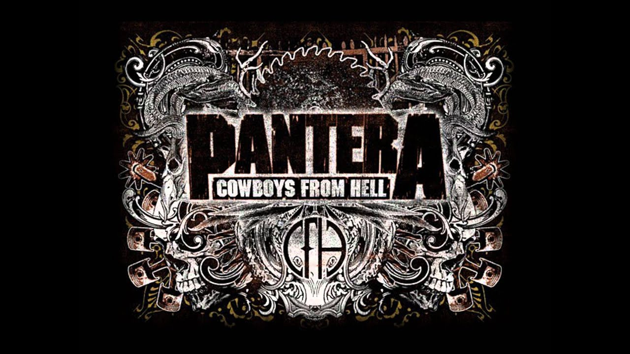 pantera cowboy from hell m youtube