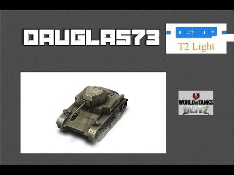 WoT Blitz Обзор танка T2 Light Tank от Dauglas73 - WoT Blitz Android и iOS