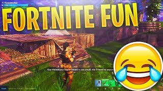 FORTNITE HYPE 🔥 FORTNITE SQUAD WINS & FORTNITE FUNNY MOMENTS! (Fortnite: Battle Royale)