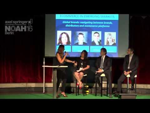 E-Commerce in Emerging Markets: Global Brands - Axel Springer NOAH16 Berlin