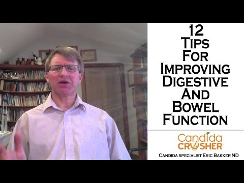 12 Best Tips For Improving Digestive And Bowel Function
