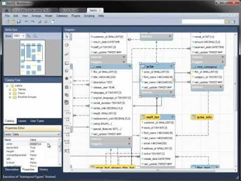 MySQL Workbench Tutorial
