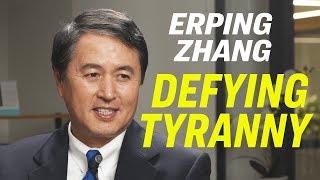 Unwavering Spirit: Falun Gong Perseveres in China Despite 20 Years of Persecution—Peter Erping Zhang