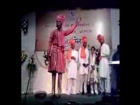 tanhaji malusare powada by shahir pravin jadhav aurangabad