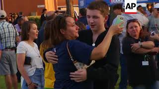 Witnesses recount Texas school shooting