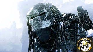 The Predator First Teaser Image Revealed