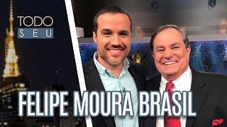 Entrevista com o jornalista Felipe Moura Brasil - Todo Seu (05/12/18)
