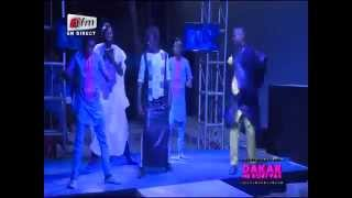 Dakar ne dort pas spécial korité avec les Ballago Boys