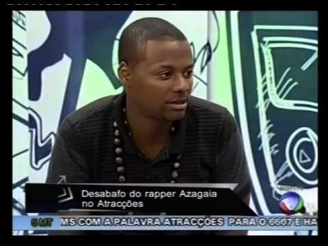 Azagaia Entrevista Parte 3 video