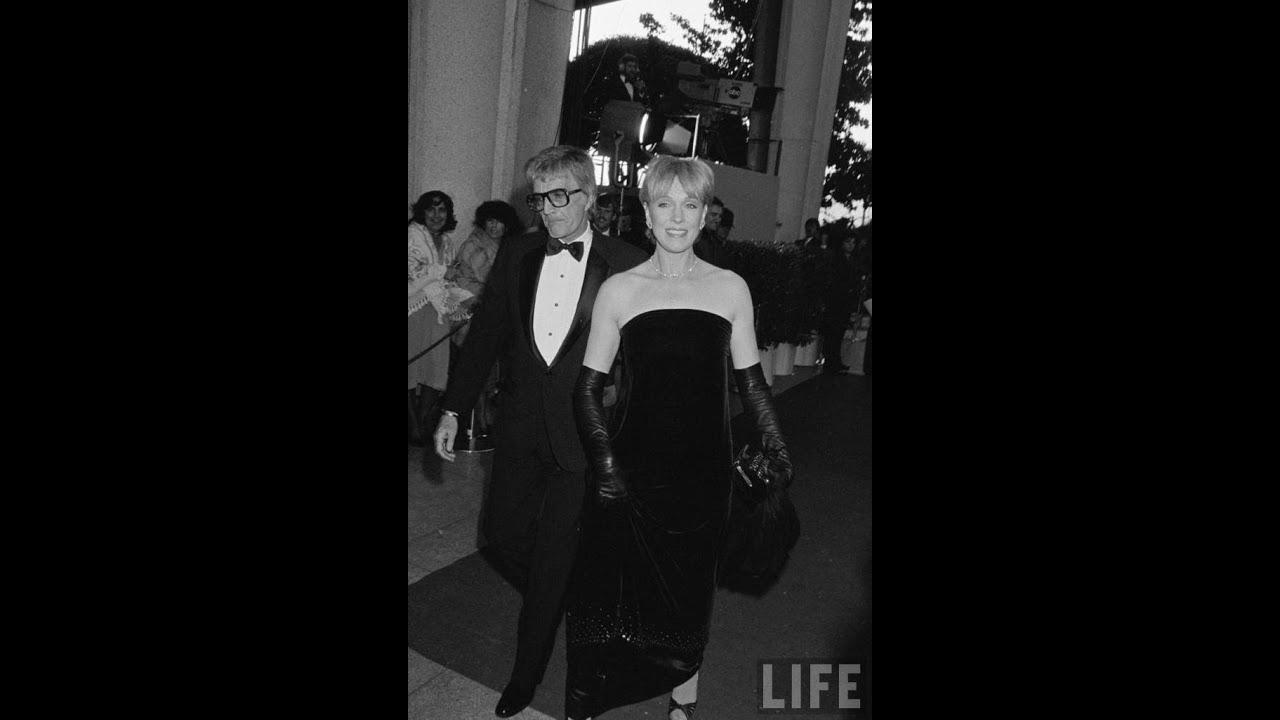 Julie Andrews Tribute For Husband Blake Edwards Youtube
