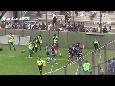 Juventud Antoniana 2 - Gimnasia y Tiro 1, mirá los goles