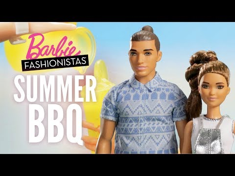 How to Celebrate International Friendship Day with a Summer Barbecue   Barbie