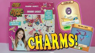 Animal Jam Charm Locket! Charm Token & Necklace Promos! Play Wild