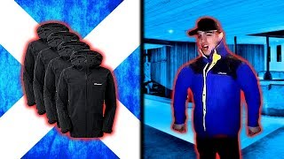 This Guy Loves His Berghaus Jackets