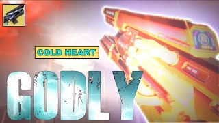 EXCLUSIVE EXOTIC COLD HEART (Trace Rifle) IS AMAZING!!