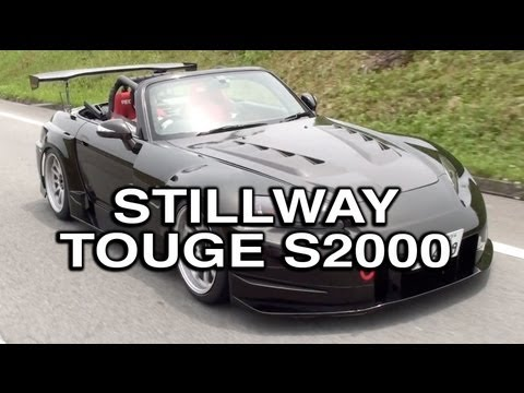 Stillway Touge S2000 - In detail