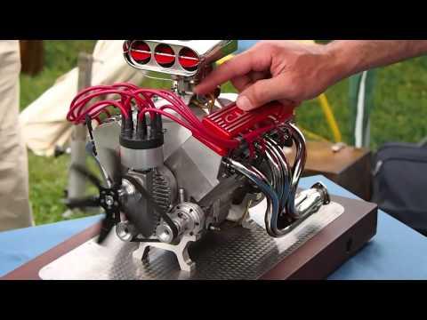 Мотор модели своими руками 53