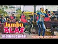 JAMBU ALAS, Angklung Carehal + Jogetnya asyik,  Malioboro Street Music