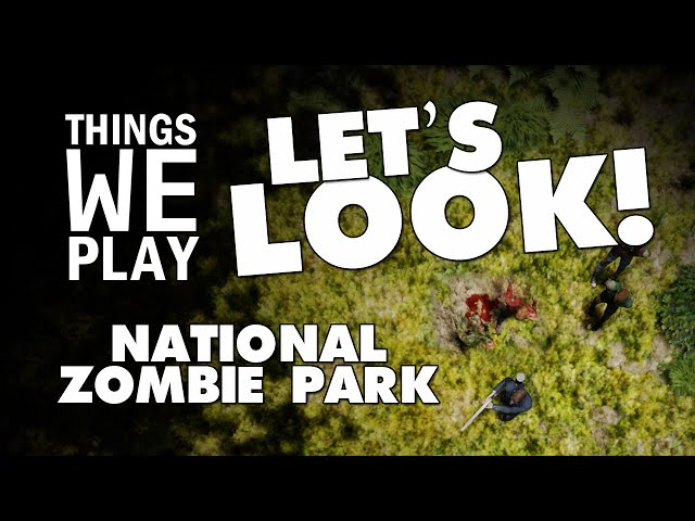 Руководство запуска: National Zombie Park по сети