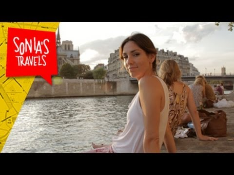 Travel Paris: Seine River - Food, Feet and Romance