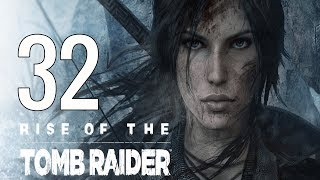 RISE OF THE TOMB RAIDER FR PS4 PARTIE 32
