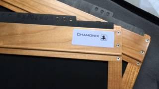 Chamonix 8x10 Large Format Sheet Film Holder Unboxing