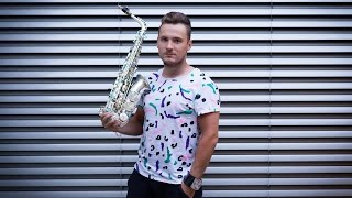 Calvin Harris - This is what you came for (Saxophone Cover by Dave Bo)