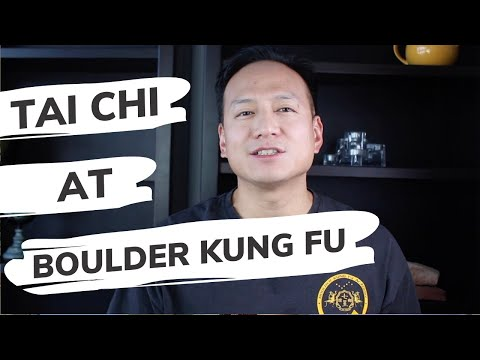 Intro to Tai Chi at Boulder Kung Fu