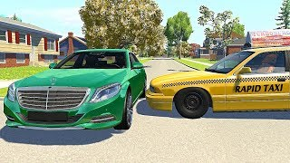 Realistic Crashes #18 - BeamNG Drive