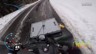Ride on my Articat Bearcat 454