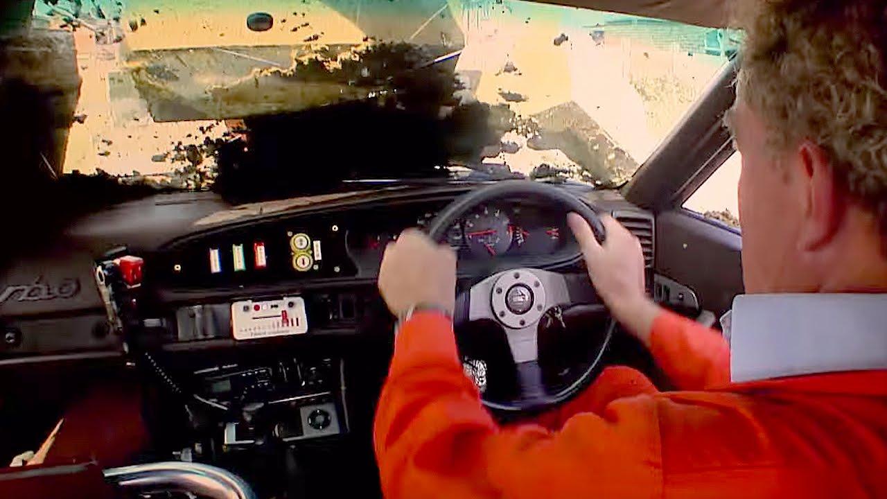 Ambulance Challenge (The Race) - Top Gear - Series 22 - BBC