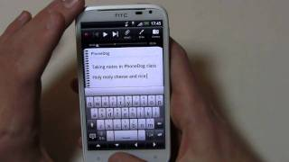 HTC Sensation XL Review Part 2