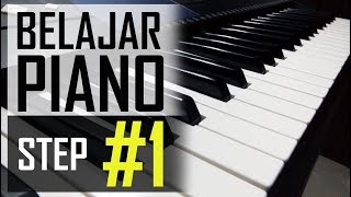 (17.1 MB) Belajar Piano #1 - Teknik Dasar Mengiring Lagu | Pemula Mp3