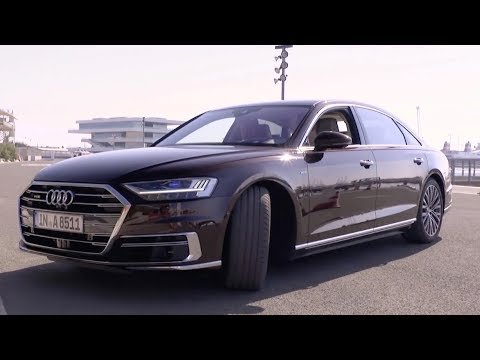 Neuer Audi A8: Das Technikspektakel im Video
