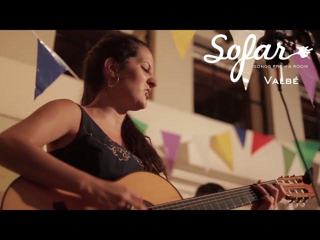 Valbé - Vanidad | Sofar Buenos Aires (#1349)