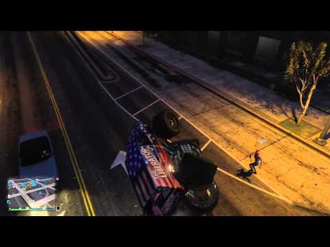 Grand Theft Auto V - Painor
